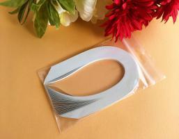100 Bandes de papier quilling 3mm