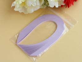 24 bande papier quilling loisir creatif eugenie lilas