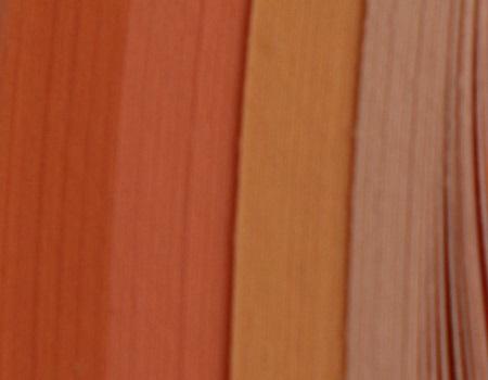 Assortiment orange clair bande papier quilling loisirs creatifs 01