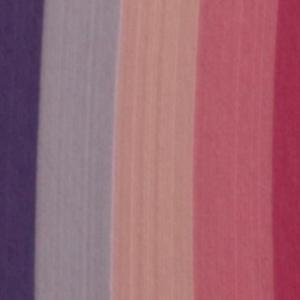 Assortiment rose violet bande papier quilling loisirs creatifs 01