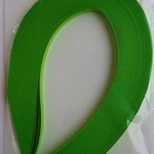 Bande de papier quilling loisirs creatifs vert menthe 02