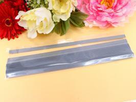 Bande papier quilling loisir creatif eugenie gris fonce 160g 9mm