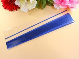 Bande papier quilling loisirs creatifs eugenie 160g bleu nuit marine fonce 3mm