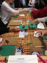 Cours atelier quilling enfant papier roule paperolles apprendre