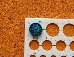 Epouser la forme d un gabarit cercle quilling loisirs creatifs 6