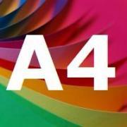 Feuille couleur papier quilling les loisirs creatifs d eugenie a4