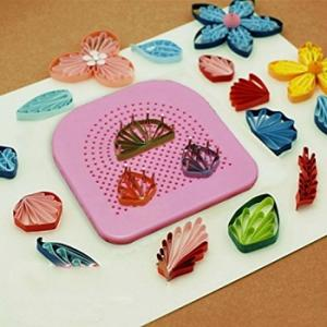 Grille quilling guide plaque outil loisir creatif 06