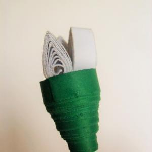 Kit quilling 3d loisirs creatifs detail bouton fleur papier