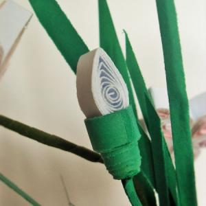 Kit quilling 3d loisirs creatifs detail bouton fleur