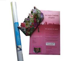Kit vannerie papier les loisirs creatifs d eugenie pochette en magazine 3
