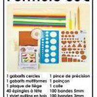 Formule matériel quilling 35€
