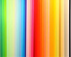 Maxi lot 4700 bandes papier quilling 47 couleurs 7mm 120g