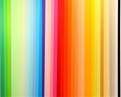 Maxi lot 4500 bandes papier quilling 45 couleurs 3mm 160g
