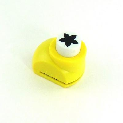 Mini perforatrice loisirs creatifs eugenie fleur 5 petales 03