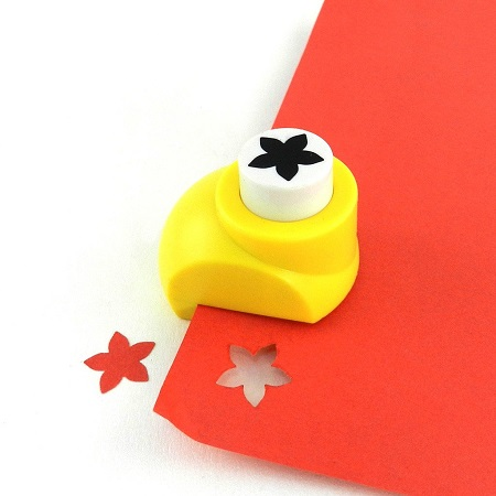 Mini perforatrice loisirs creatifs eugenie fleur 5 petales 04