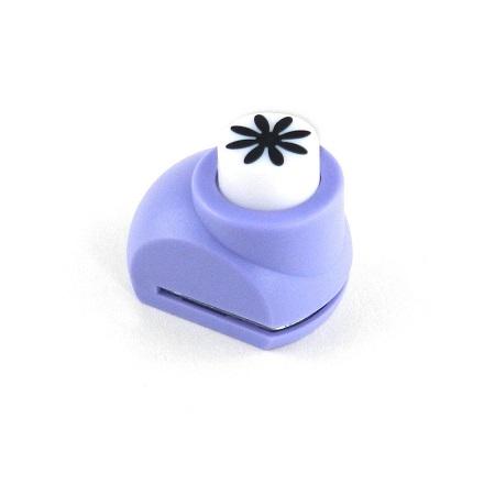 Mini perforatrice loisirs creatifs eugenie fleur 8 petales 01
