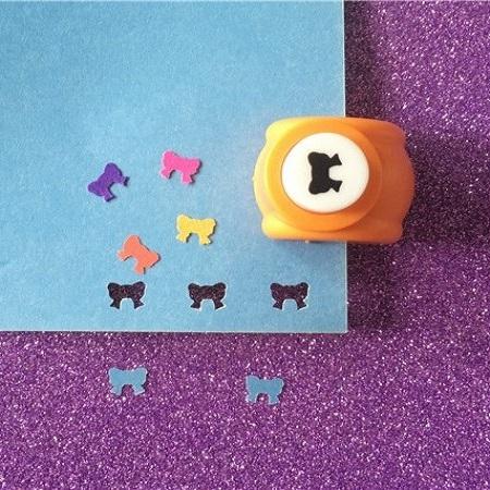 Mini perforatrice loisirs creatifs eugenie noeud 04