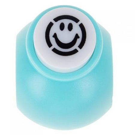 Mini perforatrice smiley loisir creatif eugenie 01