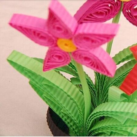 Outil materiel quilling gaufrage gaufrer bande papier loisirs creatifs d eugenie 12