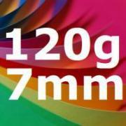 Papier quilling les loisirs creatifs d eugenie bande 120g 7mm