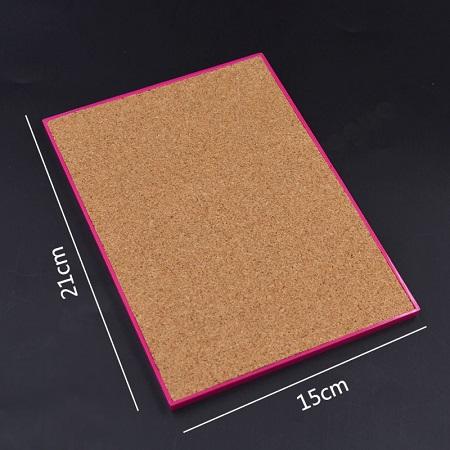 Set materiel quilling envers plaque gabarit multiforme