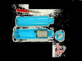Stylet quilling electrique mise en place des piles 02a